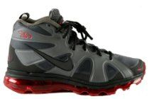 Nike Boys' Air Max Griffey Fury (GS) Training Shoes-Dark Gray/Red/Black  	  Nike Boys' Air Max Griffey Fury (GS) Training Shoes-Dark Gray/Red/Black.  Nike boy's running and training shoe for sport style, active style, casually style.
