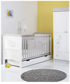 Disney Winnie The Pooh 3 Piece Nursery Furniture Set   Dreams And Wishes  Http:/