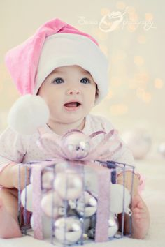 My pink princess! Pink Christmas idea by Sereia photography