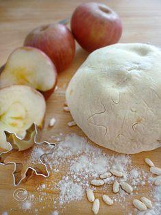 Pasta frolla alla mela e farina di riso by Dolcearcobaleno