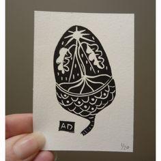 acorn print