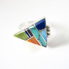 Arrow Block Ring | Beyond Buckskin Boutique