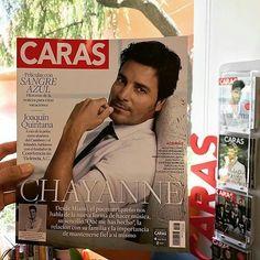 Yo la quierooooo !!!! Se viene la promo!!!! Me imagino digo, es que te veo en una portada de revista y ya me doy cuenta sóla que hay promo, o no? @chayanne Para cuando el disco y la promo ah? #Repost @luciaalarconz: Para todas las fans de Chayanne, les presento la portada de agosto 🙌🏻🎼🎤🕺🏽@carasmexico @chayanne #carasmexico #chayanne #miami #agosto #coverguy @sonymusiclatin @sonymusicmexico