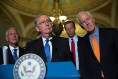 Senate Republican Leaders Say They Wont Meet With an Obama Supreme Court Nominee