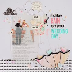 It´s like rain on your wedding day - Felicity Jane Brooke - Ulrike Dold (thinkpinkandmint)