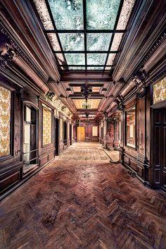 Abandoned Building by kleiner hobbit, via Flickr