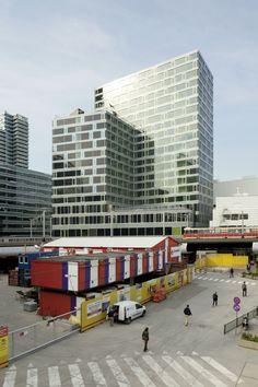 AvB Tower / Wiel Arets Architects
