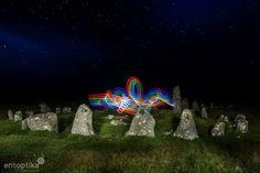 Down Tor Circle Lines Light Painting, Stone, Art, Art Background, Rock, Kunst, Stones, Performing Arts, Batu