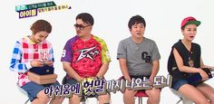 A Pink's Bomi Can't Stop Crying on Weekly Idol | Koogle TV