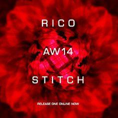 Via: store.ricostitch.com #RICOSTITCH #AW14