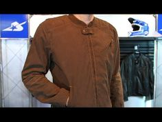 Speed and Strength Rust & Redemption Textile Jacket from Motorcycle-Superstore.com - YouTube