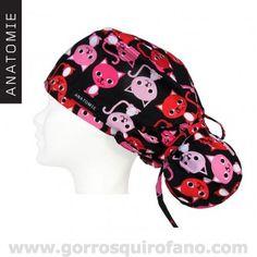 1d744ffea Las 80 mejores imágenes de Gorros quirofano en 2019   Scrub hats ...