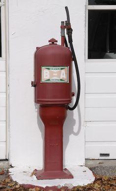 B A Gas Pump