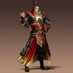 Dynasty Warriors 7 | sun quan
