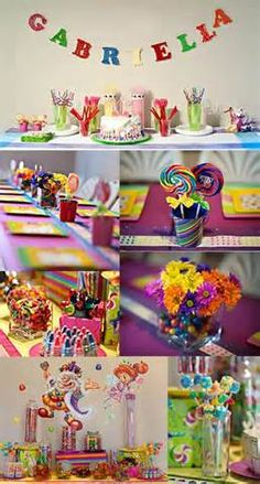Image detail for -Candyland Birthday Party Theme! | Sweet City Candy