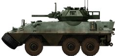 Canadian licence-built AVGP Cougar