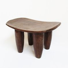 One of many beautiful Senufu stools at MIX. MIX S La Brea // MIXfurniture.com #furniturelosangeles