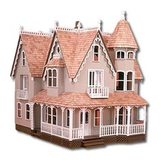 Greenleaf Dollhouses Greenleaf Dollhouses Garfield Dollhouse