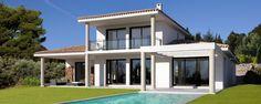 Au temps des bastides construit des maisons Contemporaines sur mesure basse consommation près de Marseille