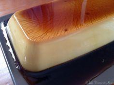 Flan de Café de Fina | Comparterecetas.com