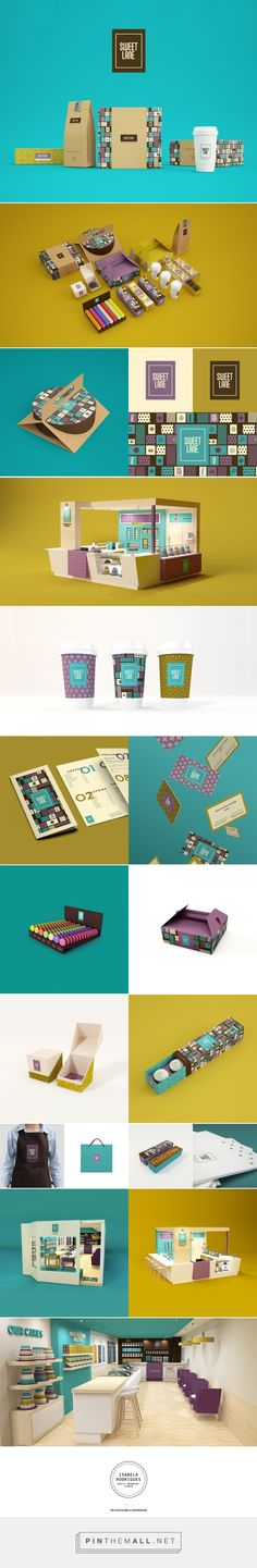Sweet Lane Cakes on Behance... - a grouped images picture - Pin Them All