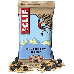 Clif Clif Bar Blueberry Crisp 12 PAK 12 STK.    Cykelsportnord