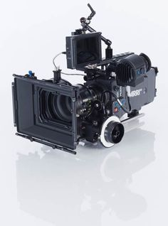 The ARRI ALEXA is a step in between 1080p cameras like the F3 and Canon C300. At 2.5K resolution, many cinematographers believe it offers the most celluloid-like images.PL mount (which was invented by Arriflex). Widely rentable.