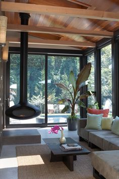 15 Magnificent Modern Sunroom Designs For Your Garden More
