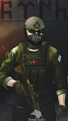 Turkey Flag, Turkish Military, Special Forces, Tactical Gear, Sketches, History, Wallpaper, Fictional Characters, Heroes