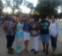 Bridget,  Dana, Cristi, Cassie , Minnie, Geyna