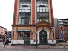 Image result for victorian manchester warehouses Warehouses, Manchester, Facade, Street View, Victorian, Image, Facades