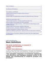 amazon-ebooks Example-based translation of technical words vocabulary german-english dictionaries glossaries mechatronics robots