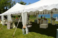2015 Luxa Garden Party- Decorate Tent