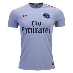 Nike Paris Saint-Germain Training Jersey 2017 11d2cf6e43ac8