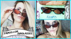 Trench Collection by Sonia Verardo: Firmoo.com Sunglasses Review