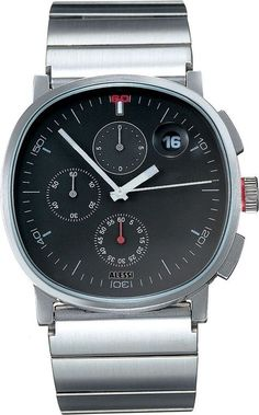A beautiful Alessi watch that would make a perfect gift for #FathersDay. Available at #Desiree.