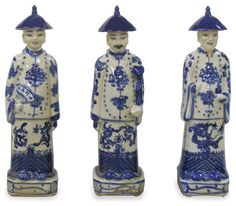 LOVE!!!   Blue and White Qing Emperors asian accessories and decor