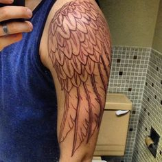 Beautiful Wing Tattoos On Arm | Tattoo Ideas For Men And Girls