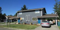 Coeur d'Alene duplex! Each unit has 2 beds, 1.5 baths, a covered carport and a deck in the back yard. Both sides are rented month to month so good opportunity to adjust rent rates. Good rental history. Newer gas forced air furnaces, paint, and some appliances on both sides. Convenient to 15th Street and quick I-90 access.1835  N. Burl - In July 2015 all flooring and light fixtures were updated, ceilings scraped and retextured, interior painted.  New dishwasher installed. Gas furnace was r...