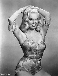 Mamie Van Doren ~ 1950s