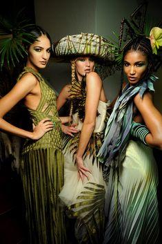 °°Jean Paul Gaultier Haute Couture Spring 2010