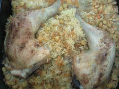 Líné nožky - recept na hlavní jídlo je jednoduchý a zvládne ho i nezkušená kuchařka. Žádný nepořádek, vše se peče v jednom plechu.