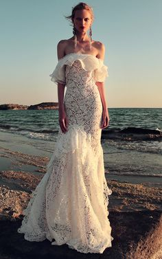 Costarellos Fall Winter 2017 Bridal