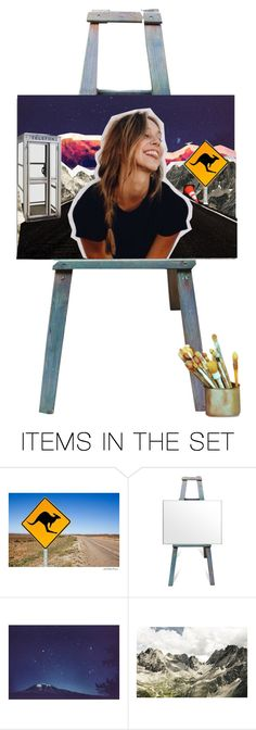 """I'M THE TYPE OF GIRLFRIEND"" by trueselenator ❤ liked on Polyvore featuring art"