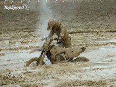 What happens when we go mud bogging! :)