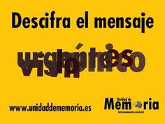 Descifra el mensaje