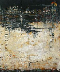 Patricia Oblack, Moods in Black via Artchipel