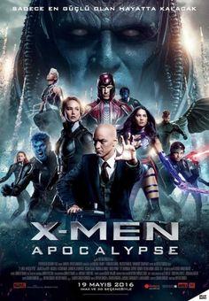 X-Men Kıyamet türkçe altyazılı izle, X-Men Kıyamet türkçe dublaj izle, konusu:  gelmiş geçmiş mutantların en güçlü ve ilk olanı Apocalypse uyanmıştır.Uyuduğu süre içerisinde değişen dünya ve mutantların yeri onu şaşırtmıştır.Dünyadaki düzeni değiştirmek ve kendisine bir imparatorluk kurmak ister.Kendisine oluşturduğu grup ile bunu neredeyse başaracaktır.X-Men Kıyamet full hd izle nettenfilm.com adresinde.