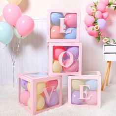 Birthday Baby Shower Gift Wedding Decor Reveal Backdrop Balloon Transp – cnsunbeauty You are in the Pink Balloons, Baby Shower Balloons, Latex Balloons, Birthday Balloons, Girl Baby Shower Decorations, Balloon Decorations Party, Birthday Party Decorations, Wedding Decorations, Wedding Shower Gifts