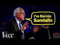 Bernie Sanders: a linguistic analysis. Bernie Sanders provides such an interesting case study. He was born in 1941 and raised in a lower-middle-class household in a Jewish part of Brooklyn. Even though he's now spent more of his life in Vermont than in New York, his voice tells a story of his past and the past of our nation's greatest city